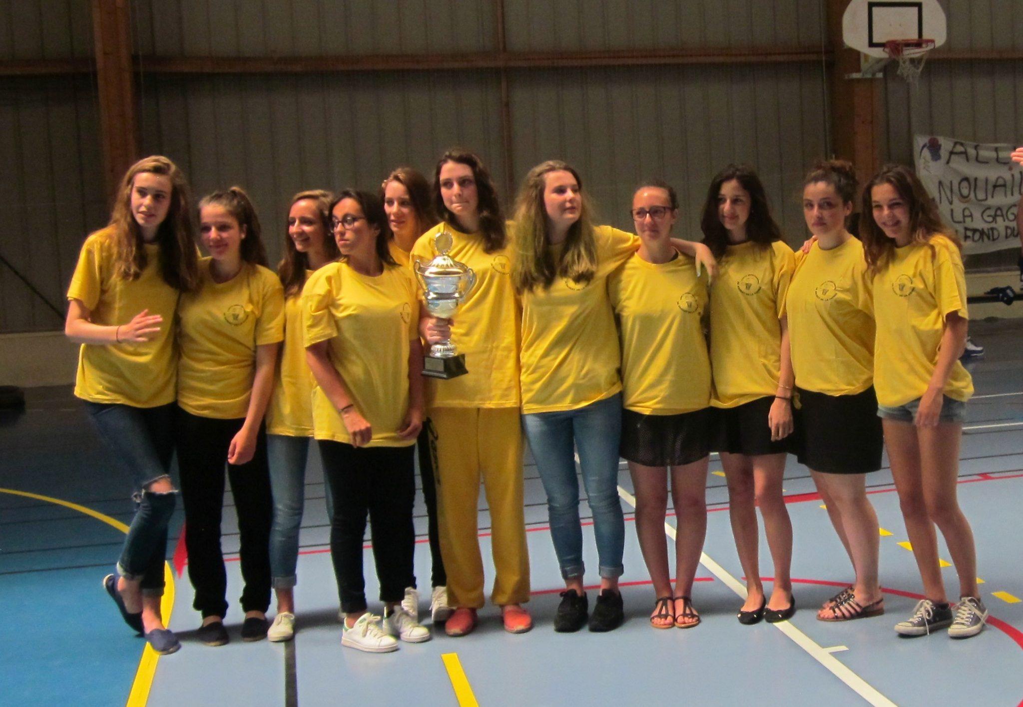 Coupe de la Vienne U17F : Les filles d'Iteuil championnes !