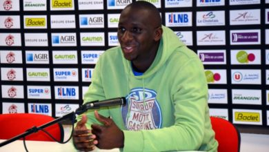 Photo of Le parrain de 5by5.fr Lamine Kanté signe à Evreux !