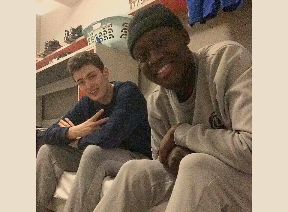 """Tom Nicolas : """"Sékou, c'est comme un frère…."""""""