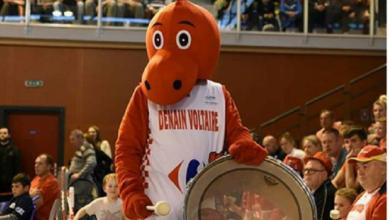 """Photo of Fabrice : """"J'ai décidé de jouer le rôle de mascotte au retour de l'Euro basket…"""""""