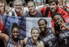 """Photo of Johanna Tayeau : """"Pour une première compétition en Equipe de France 3×3, je ne pouvais pas espérer mieux…."""""""