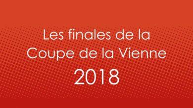 Photo of Finales de Coupe de Vienne 2018