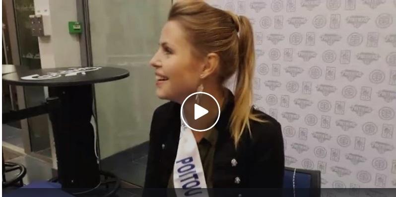 Interview Marion Sokolik, Miss Poitou-Charentes 2018 !