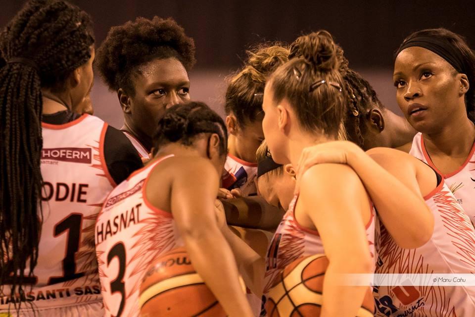 Jeu concours : Gagnez vos places pour le prochain match du Thouars Basket 79 (NF1) !