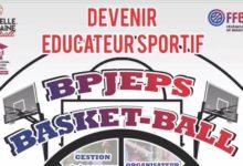 Photo of Formation BP JEPS spécialité basketball à Villenave d'Ornon !