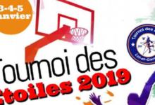 Photo of Tournoi des Etoiles, du 3 au 5 janvier 2019 !