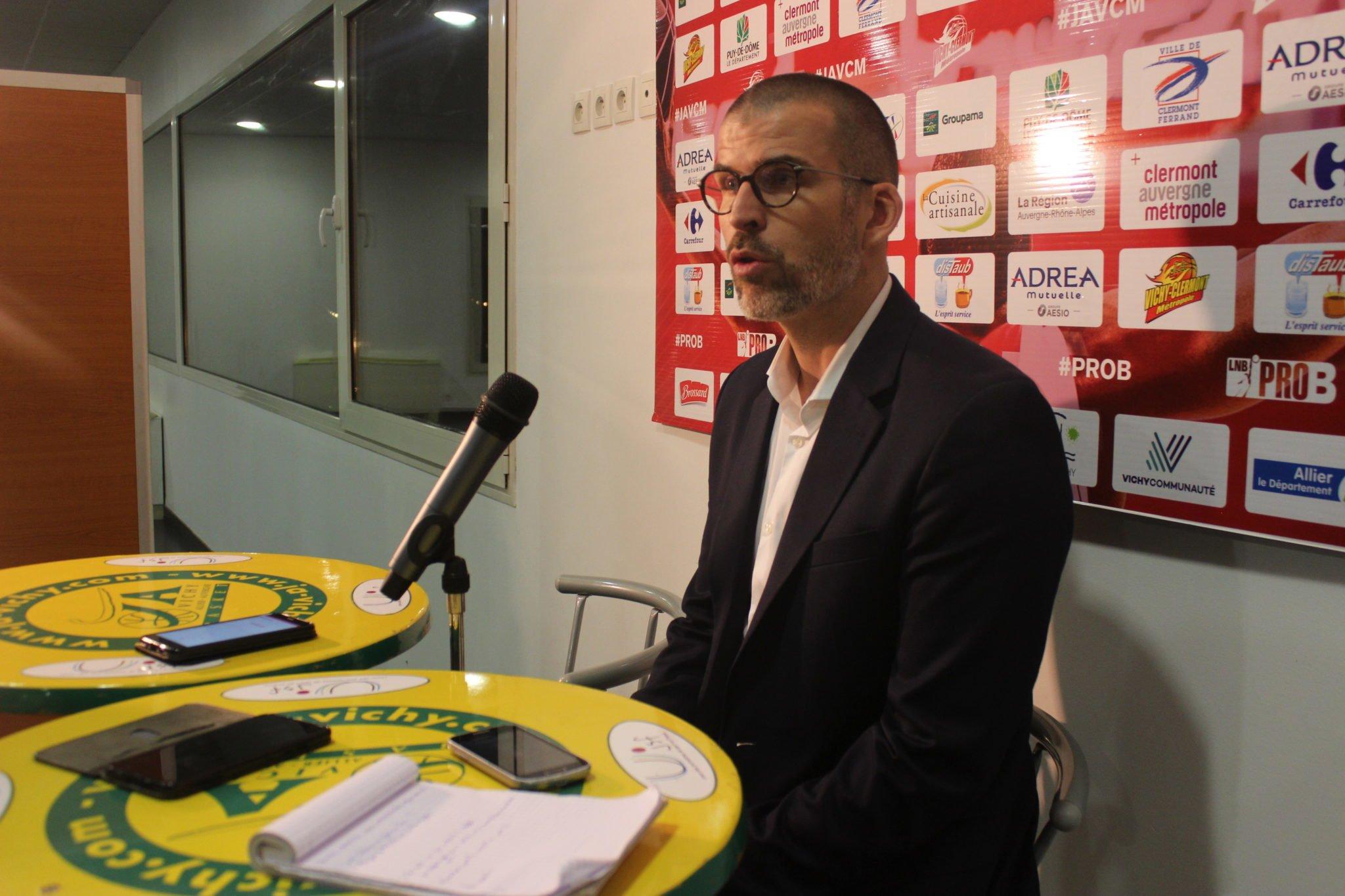 """Guillaume Vizade : """"On voulait rebondir après la défaite face à Gries, c'est chose faite !…"""""""