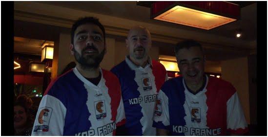 (Vidéo) : Le Kop France voit enfin le jour !