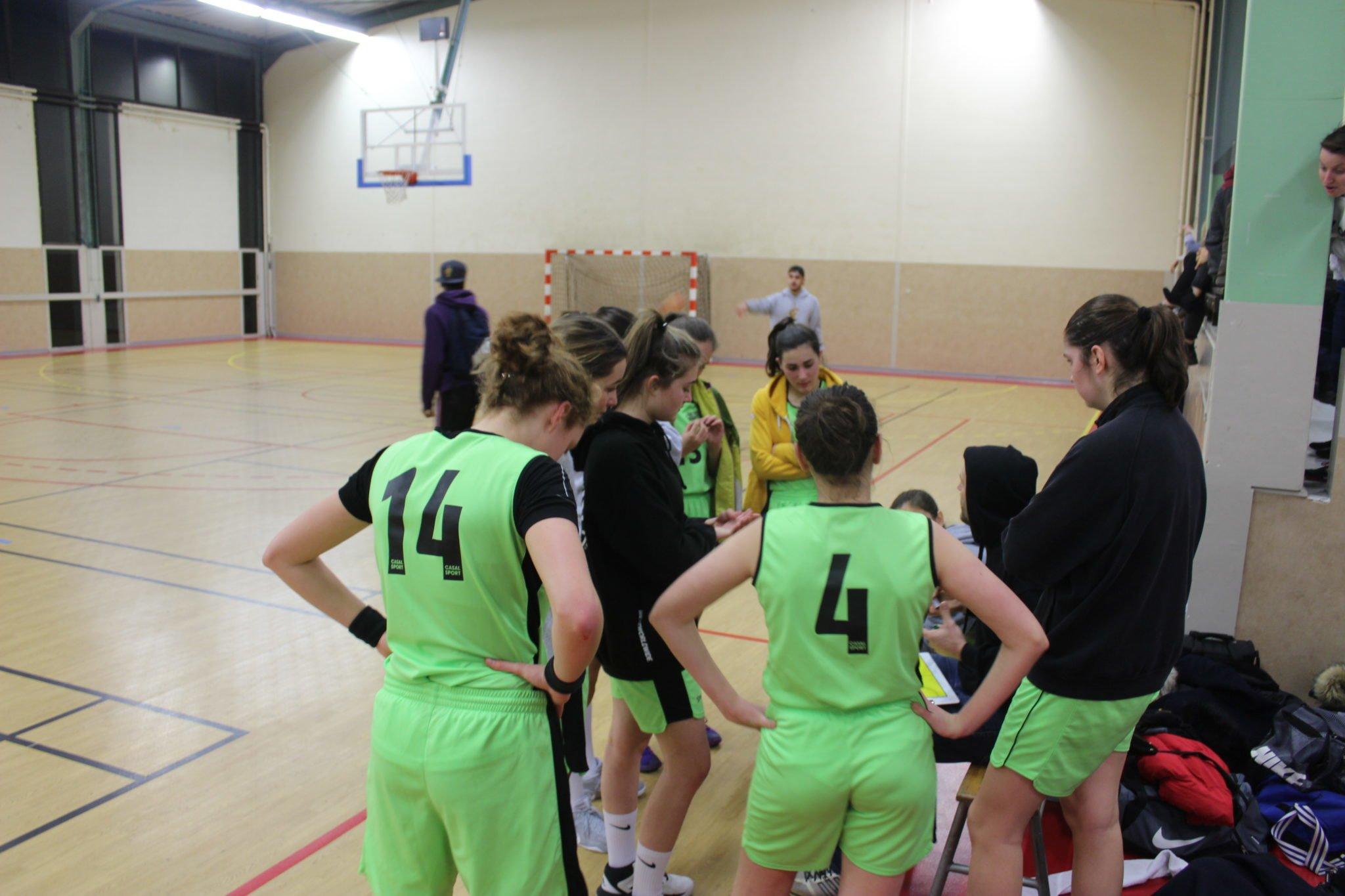 L'Entente Fontaine-Iteuil leader invaincu de sa poule, impressionne ! (Départ féminin U18 – phase 2)