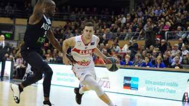 Photo of Bastien Pinault, présent au tournoi Basket-Ball and Sun pour la 3ème fois consécutive !