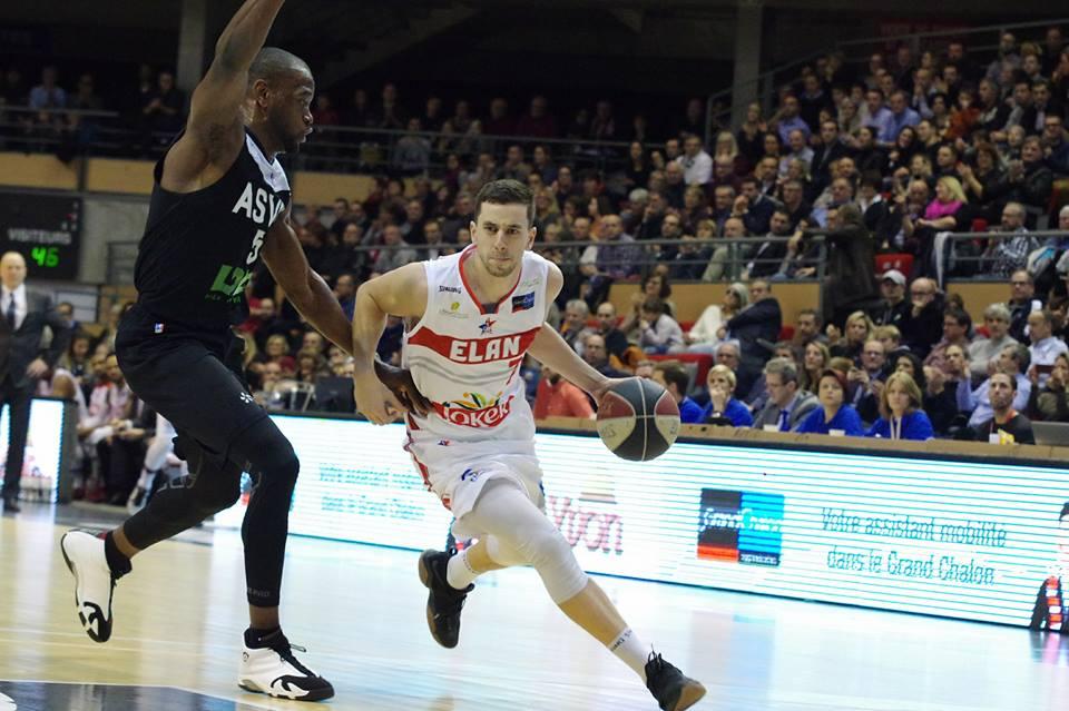 Bastien Pinault, présent au tournoi Basket-Ball and Sun pour la 3ème fois consécutive !