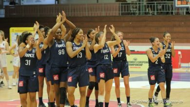 Photo of (Championnat d'Europe U20F) : Les bleues s'inclinent en demi-finale !