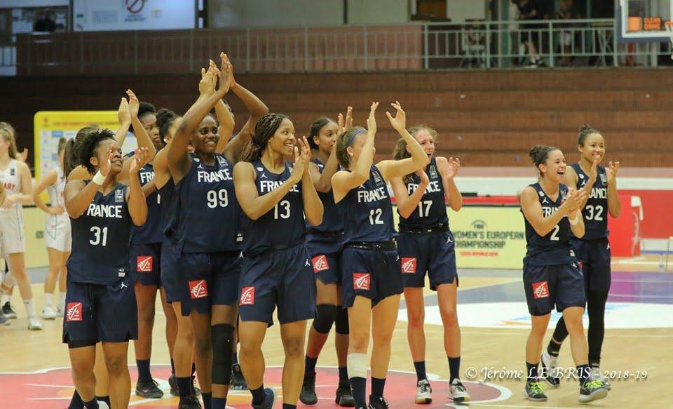 (Championnat d'Europe U20F) : Les bleues s'inclinent en demi-finale !