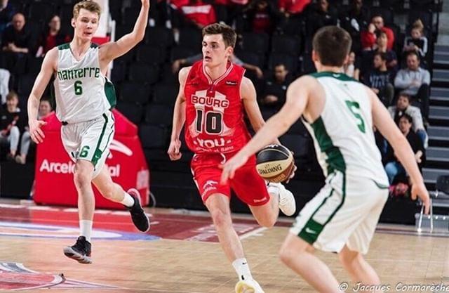 """Tom Dary-Sagnes : """"Mon objectif principal est bien sûr de devenir basketteur professionnel…"""""""