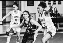"""Photo of Camille Tanne : """"La sélection en Equipe de France 3×3 représente beaucoup pour moi !…"""""""