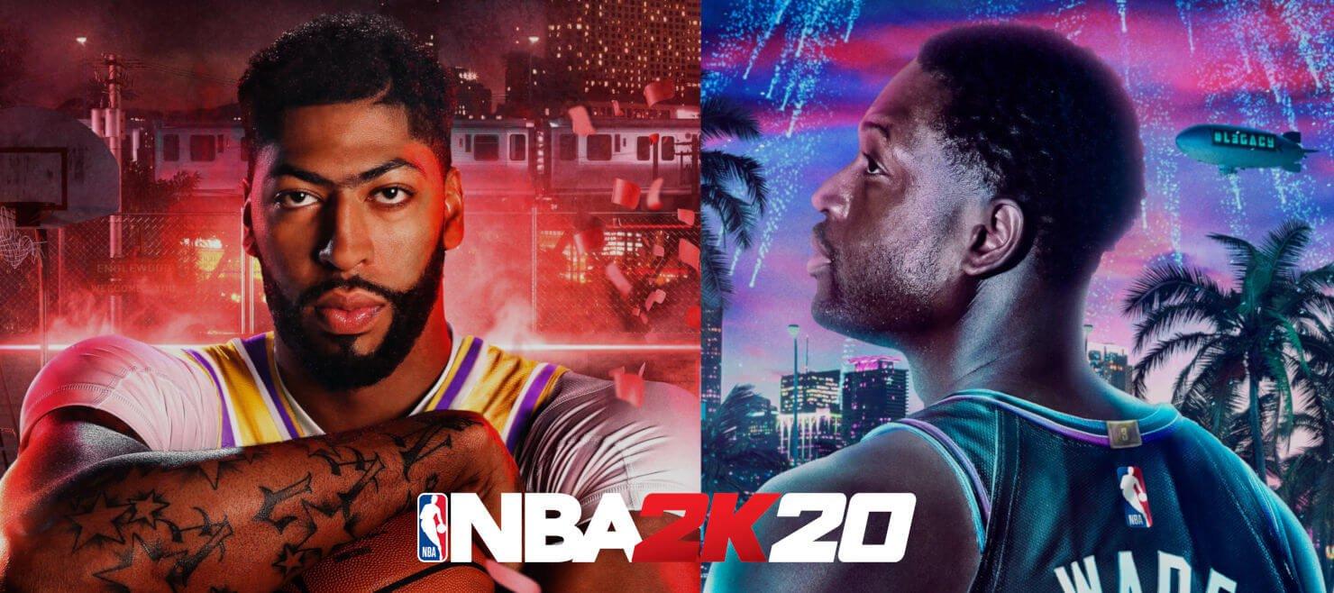 """Découvrez NBA 2K20, le nouvel opus de la série """"NBA 2K"""""""