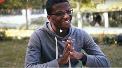 """Photo of Du basket au rap pour Lucas Koussawo : """"Mon objectif dans le rap est de …"""""""