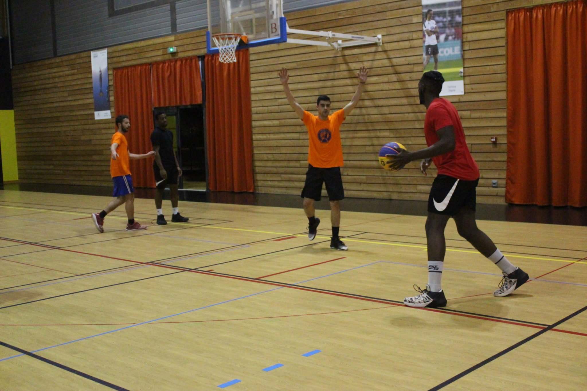 Album photos : Nuit du basket 3*3 !
