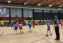 Photo of Du basket au campus de Poitiers !