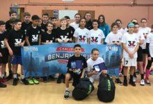 Photo of Bravo au jeune Issam Belaïd, vainqueur du challenge benjamins !