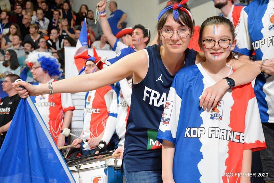 """Elsa Lafitte : """"L'ambiance pour le TQO à Bourges était vraiment géniale, on va continuer de développer ce Kop…"""""""