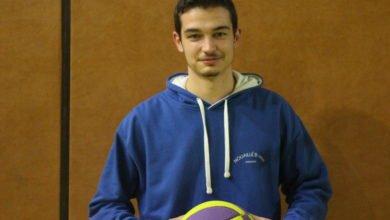 """Photo of Thomas Germanaud : """"Aujourd'hui, j'ai un rôle plutôt de sixième homme dans l'équipe pour apporter de la vitesse dans le jeu…"""""""