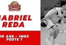 Photo of Gabriel Reda s'engage à Bressuire !