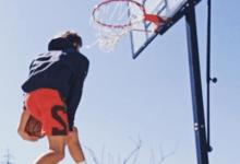 """Photo of Victor Martins : """"Pour garder la forme, je passe mes après-midi sur ma terrasse à faire du basket…"""""""