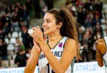 """Photo of Julie Forestier : """"J'ai choisi le club et projet de Aulnoye Basket afin de …"""""""