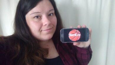 """Photo of Marion Morisset : """"Ce qui me motive dans le projet 5by5 déjà, c'est le partage !…."""""""