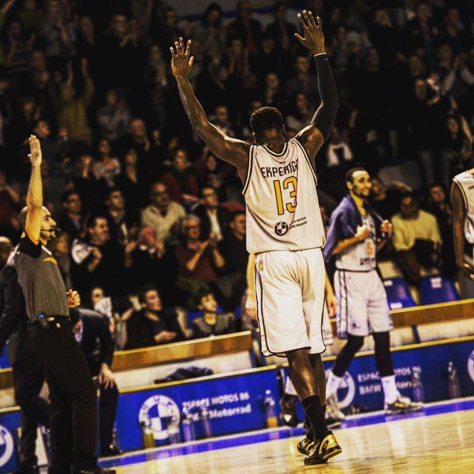Transfert : Poitiers fait revenir Laurence Ekperigin !