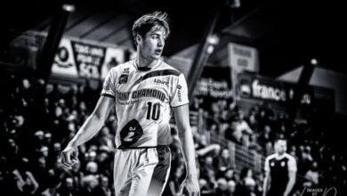 """Photo of Mattéo Legat : """"Le club de Blois, ses infrastructures ainsi que leur ambition ont fait la différence dans mon choix…"""""""