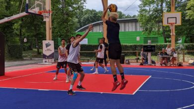 Photo of Album photos : Tournoi du Creps 3×3 !