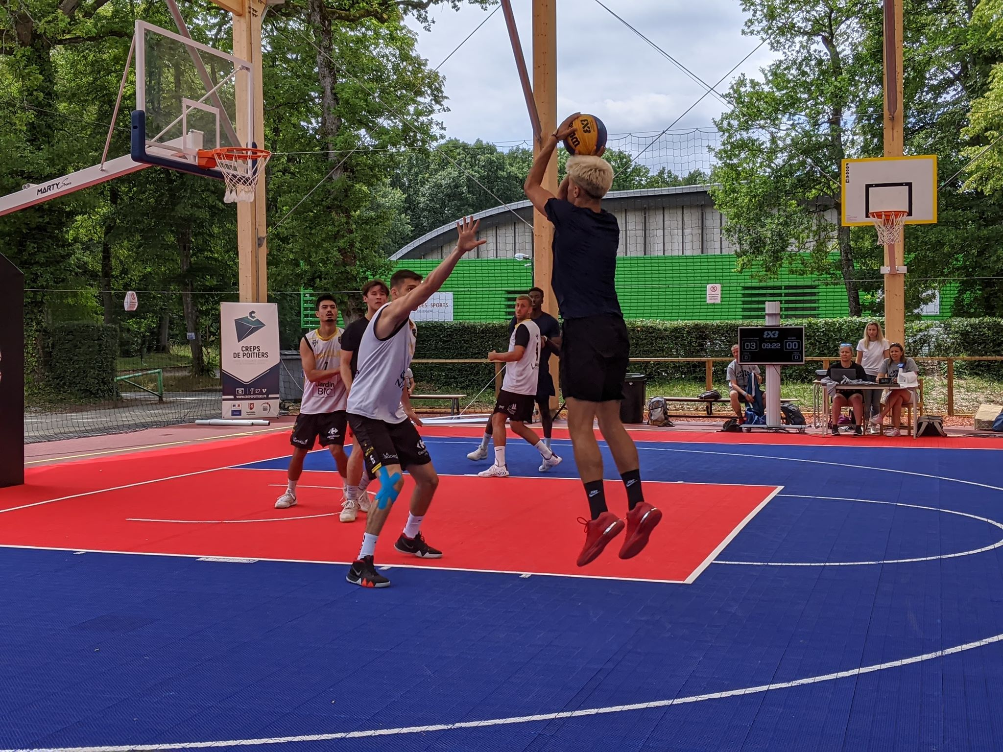 Album photos : Tournoi du Creps 3×3 !