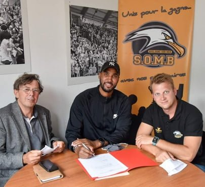 Mickael Var s'engage au SOMB Boulogne !