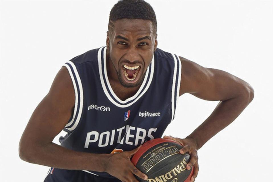 L'ancien poitevin, Lenny Charles-Catherine, s'engage à Brissac Aubance Basket !