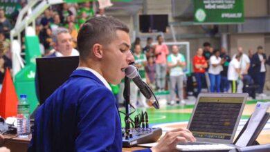 """Photo of Sabri Barnou : """"Aujourd'hui, je souhaite pouvoir être la voix d'un club, comme je l'étais cette saison à Nanterre 92…"""""""