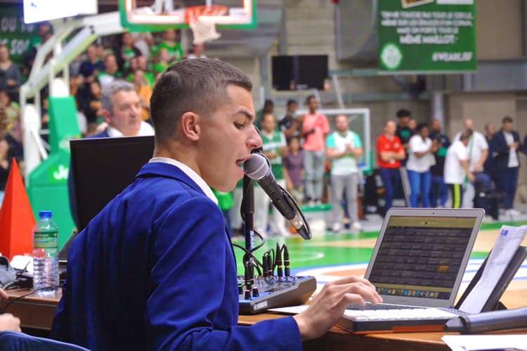 """Sabri Barnou : """"Aujourd'hui, je souhaite pouvoir être la voix d'un club, comme je l'étais cette saison à Nanterre 92…"""""""