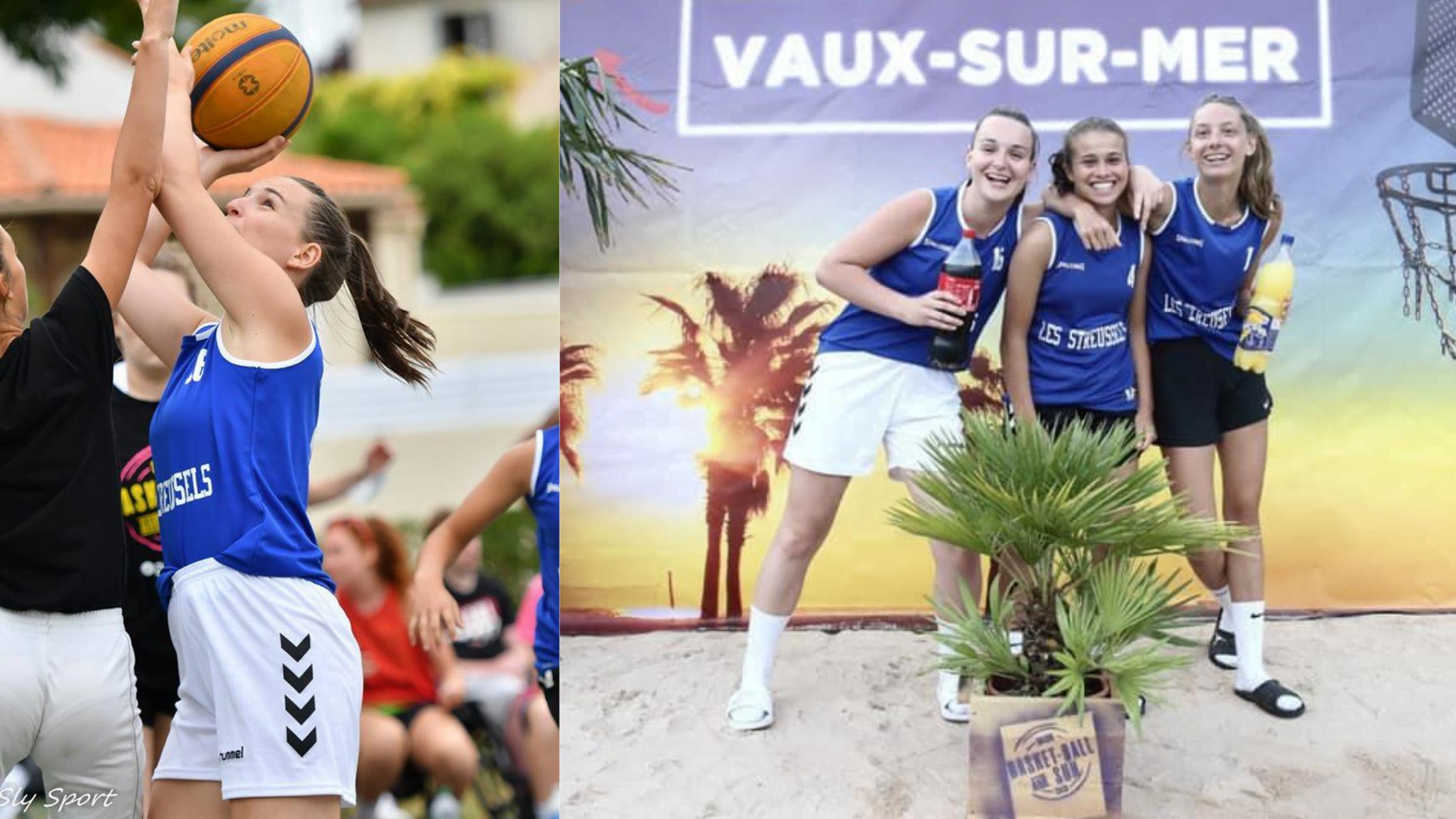 """Inès Bequet : """"Cette victoire ajoute également une fierté personnelle !"""""""