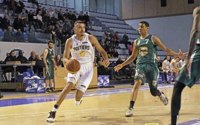 """L'ancien poitevin, Christopher Dauby signe au Rac Basket ! """"J'ai choisi ce club là car…"""""""