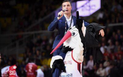 """Le speaker Sabri Barnou rejoint Strasbourg ! : """"Je suis très heureux de….!"""""""