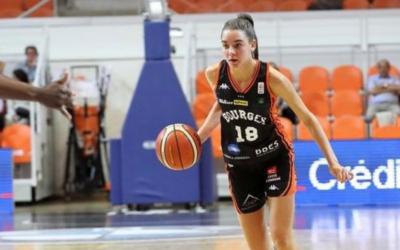 """Pauline Astier : """"je n'aurais jamais cru pouvoir jouer un jour à Bourges…"""""""