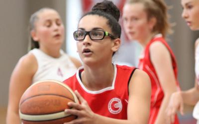 """Ilea Lahaye-Goncalves  : """"Mon objectif est de continuer à travailler, m'améliorer et pourquoi pas intégrer un centre de formation en fin de saison !"""""""