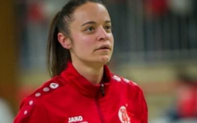 """Gaëlle Spadiliero : """" J'ai simplement hâte de retrouver le terrain et mes coéquipières…"""""""