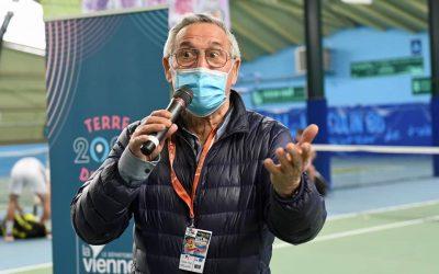 """Jean-Paul Orillard : """"Au final, le tournoi a bien eu lieu cette année et j'en suis très content…"""""""