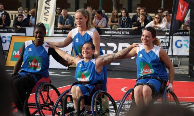 """Lucille Thibaudeault : """"Une grande fierté pour moi d'avoir intégré l'équipe de France féminine…"""""""