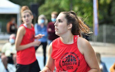 """Noémie Contreras : """"J'aimerais retrouver le niveau d'avant, continuer à travailler pour être meilleure qu'avant la blessure…"""""""