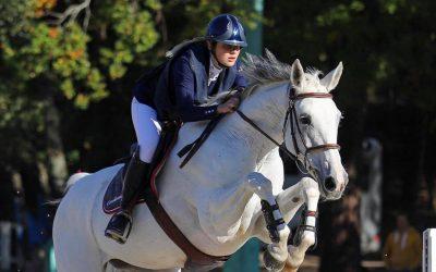 """Eva Duverger : """"Mes objectifs sont d'acquérir le maximum d'expérience dans le haut niveau et dans la formation des jeunes chevaux…"""""""